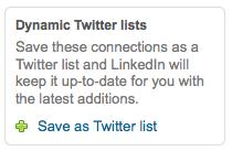9982 dynamic twitter lists