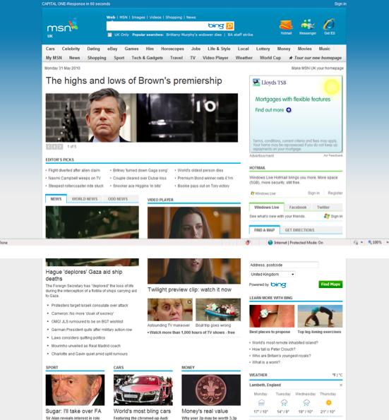 MSN UK