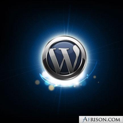 wordpress-logo-shine1