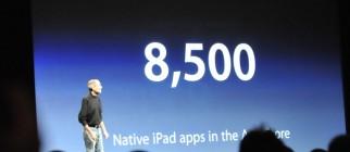 8500 iPad apps