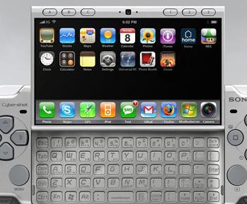 iphone psp