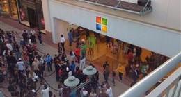 microsoft store-grandopening