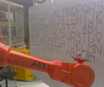 Scribblybot