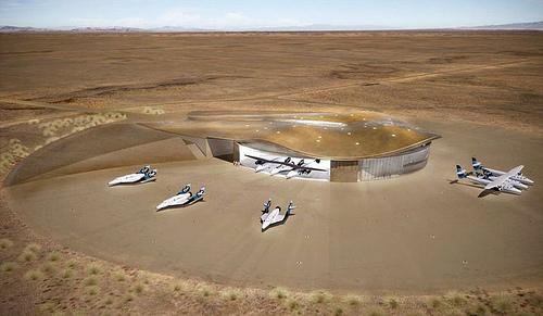 richard branson space shuttle port - photo #18
