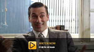 mad men lovefilm