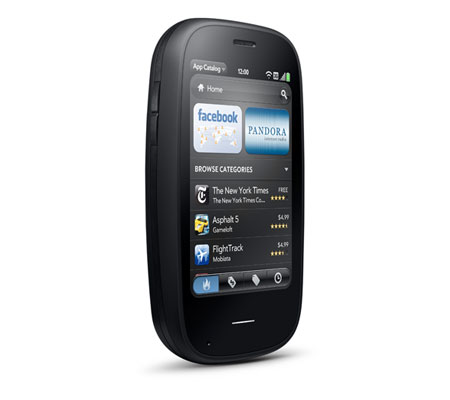 HP Confirms Palm Pre 2, Rebrands Operating System HP WebOS 2.0
