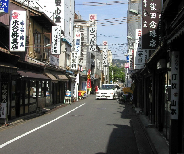 Kyoto-streets
