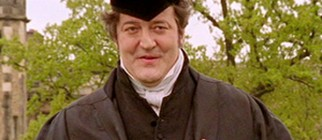 Stephen Fry in Tom Brown's Schooldays