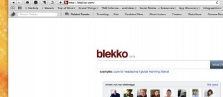 blekkohome