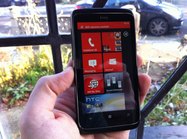 photo 3 620x463 TNW Mobile Review: HTC 7 Trophy