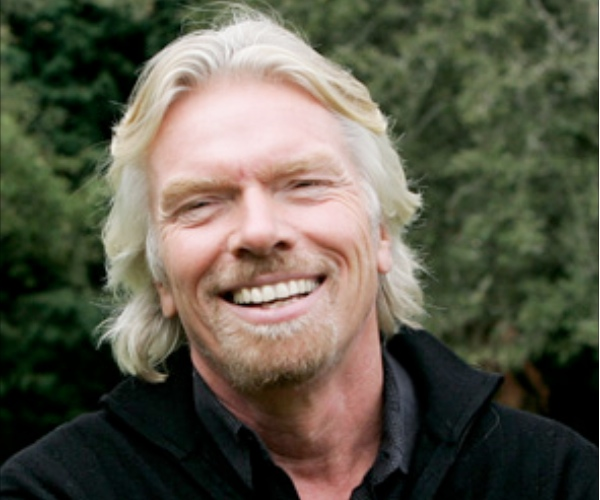 richard branson Successful people start before they feel ready