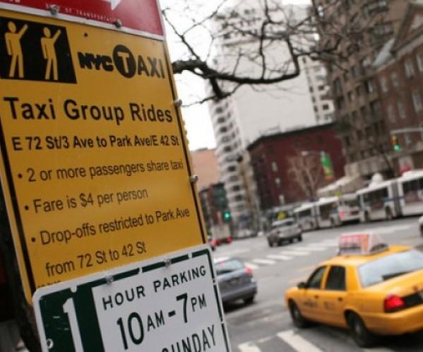 Cab share