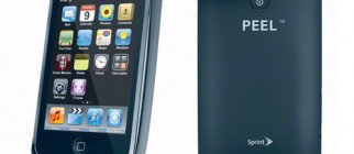 Sprint ZTE Peel Turns Your iPod Touch Into the Pseudo-iPhone It's Always Wanted to Be