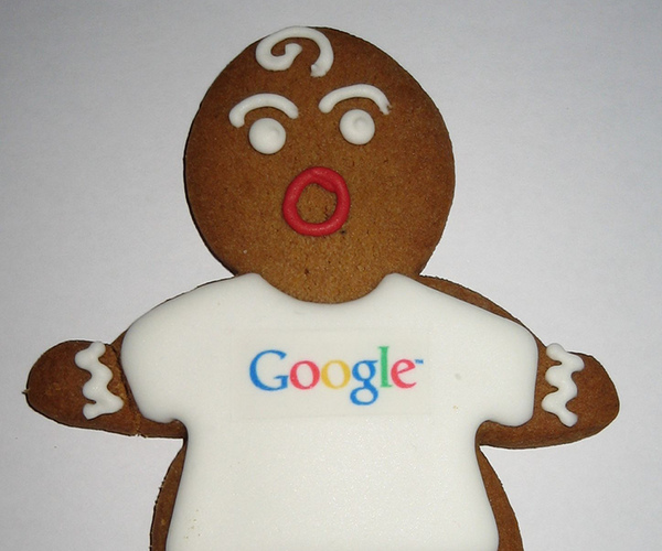 gingerbread man image by danny sullivan via Flickr Creative Commons