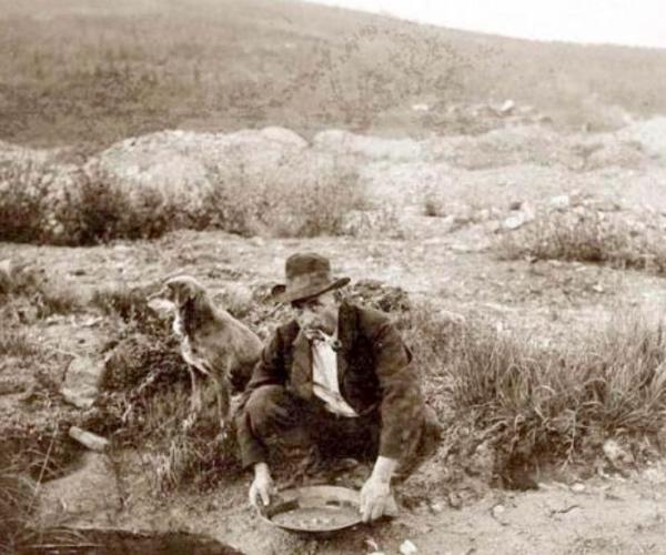 panning-Miner