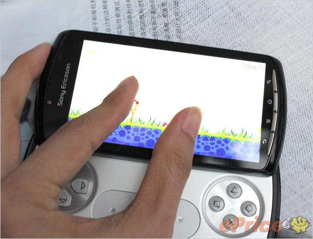 SE PS 手機 XPERIA Play 搶先測試:外型、設計詳細介紹-12