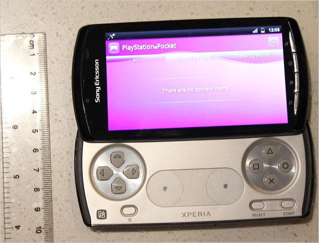 SE PS 手機 XPERIA Play 搶先測試:外型、設計詳細介紹-9