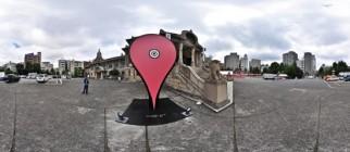 Google Map Marker in Tokyo