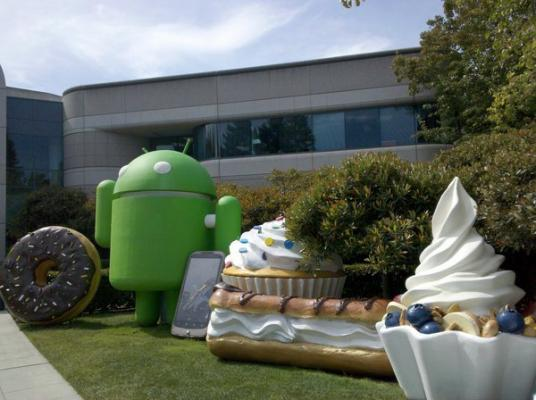 android_desert_statues