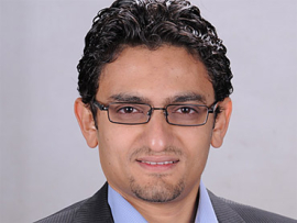 egypt anti gov google exec Ghonim 1 Sultan Al Qassemi: Tweeting revolutions, 140 characters at a time