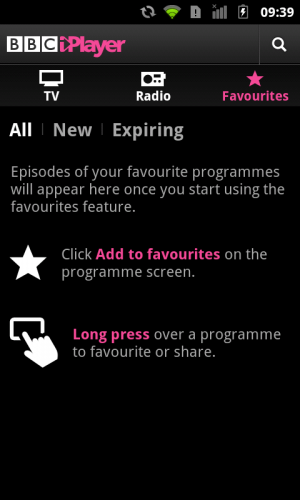 screenshot 5 300x500 BBC iPlayer Android App Launches