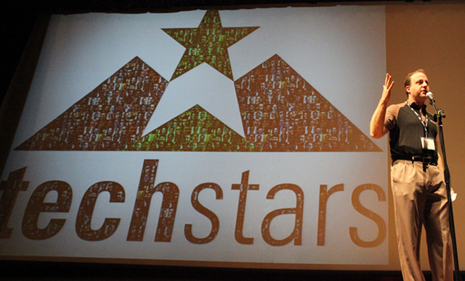 techstars image by Robert Scoble