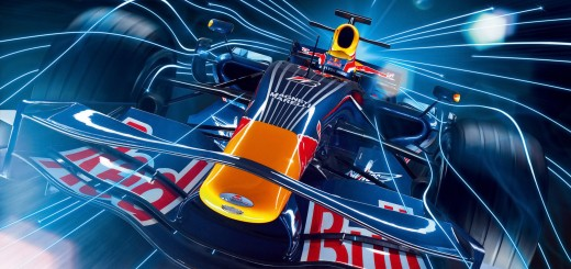 FORMULA 1 – Red Bull Racing studio photo shoot