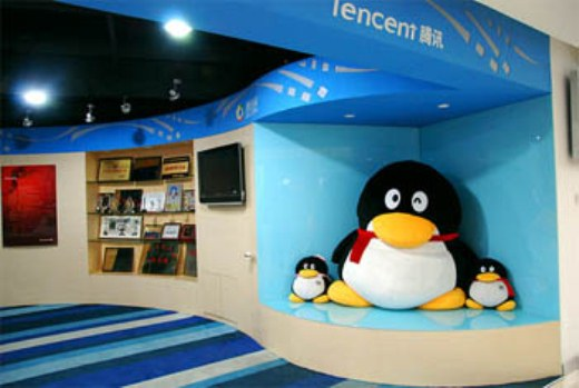 Chinas Tencent Purchases Google backed Social networking Company Chinese messaging app WeChat is likely to get an e commerce boost as Tencent inks logistics deal