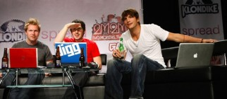 Kevin Rose – Ashton Kutcher Appears On Diggnation
