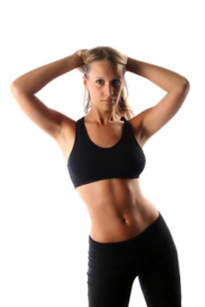 Массаж для увеличения груди за месяц
