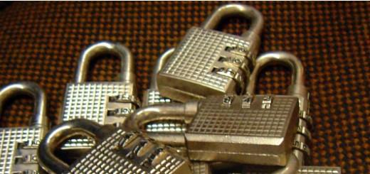 13 locks