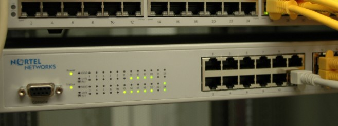 Nortel Ethernet Switch