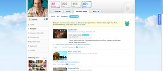 Gogobot Foursquare Check-ins Tab-1