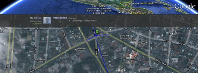 Mapmaker Live Stream