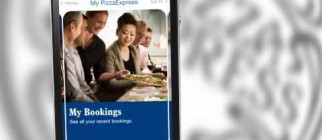Pizza Express team up with PayPal to let your iPhone app pay for your meal