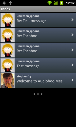 Audioboo 2 2 300x500 Audioboo 2.0 for Android finally catches up to the iOS version