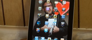 iPad Spokesbava