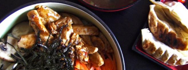 Food project 37 – Korean vegetarian delicacies