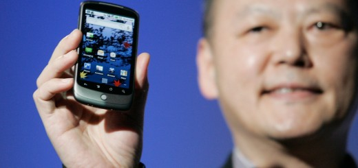 Peter Chou, CEO of HTC