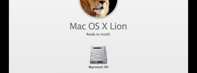 lion install