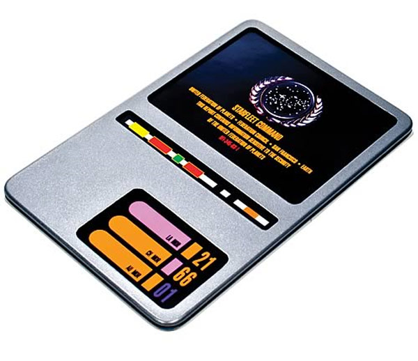 Want To Turn Your Ipad Into A Padd From Star Trek Get The