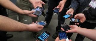 Circle of Phones