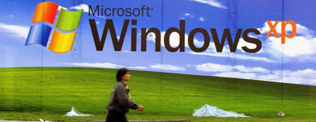 Microsoft Indroduces Chinese Version of XP