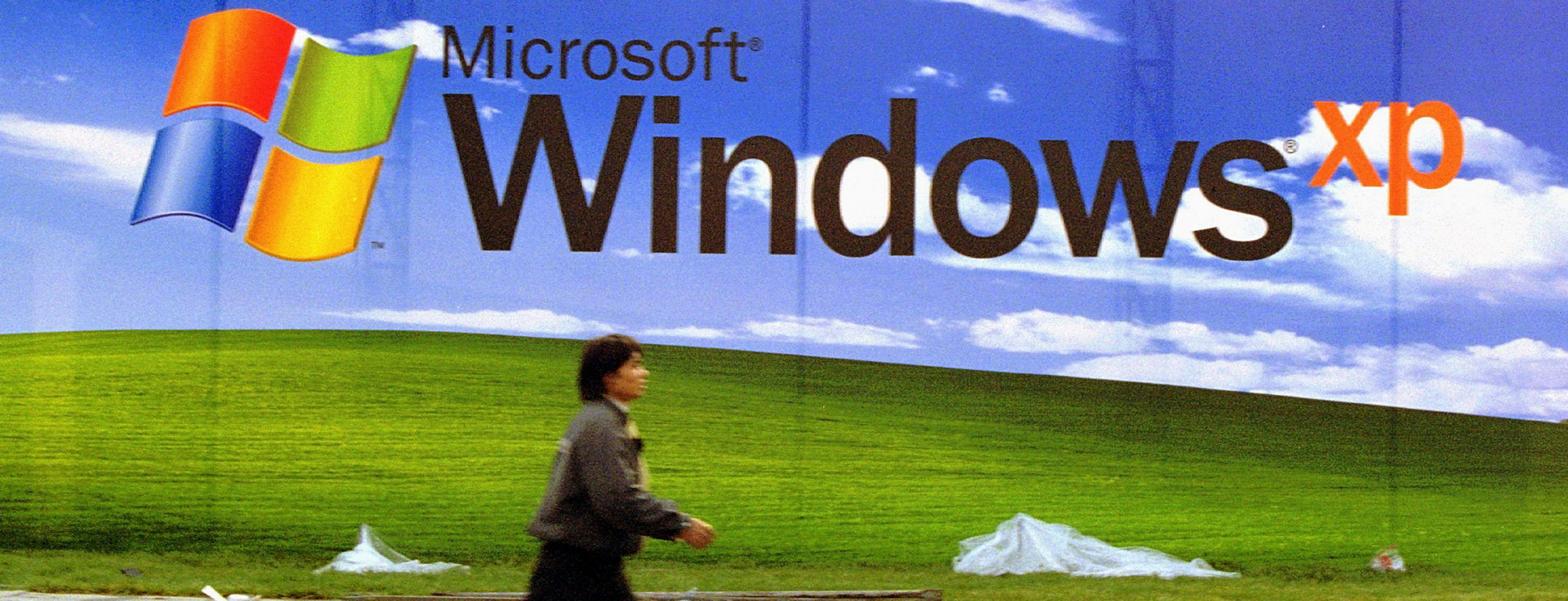 Microsoft's Support Ends for Windows XP and Office 2003