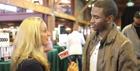 'Clever is the new cool' says singer Trey Songz says at Disrupt