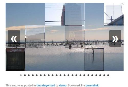 MidSlide1 Flux Slider: A neat 2D/3D slideshow tool with a WordPress plugin