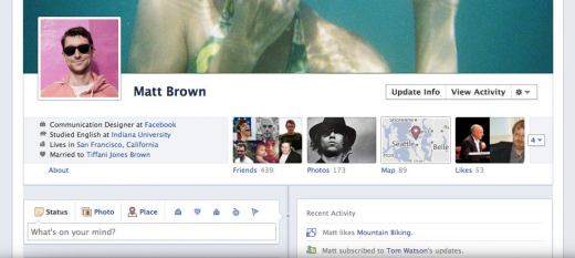 Screen Shot 2011 09 22 at 18.40.37 520x233 How to register for Facebooks new Timeline feature right now