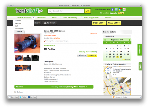 Screen Shot 2011 09 29 at 6.32.44 PM 520x377 RentStuff.com: Want to take a guess as to what this site lets you do?