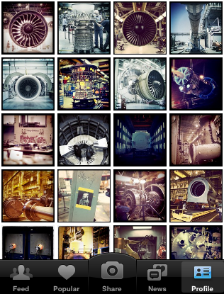 Screen shot 2011 09 25 at 19.13.53 10 inspiring accounts to follow on Instagram