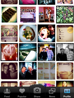 Screen shot 2011 09 25 at 19.15.04 10 inspiring accounts to follow on Instagram